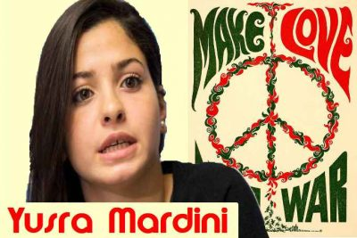 Yusra Mardini combat pour la paix
